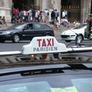 Taxi (par km)