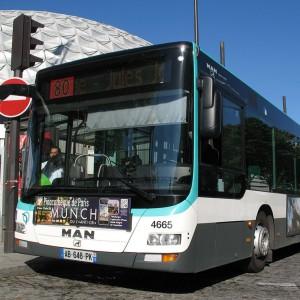 Ticket de bus